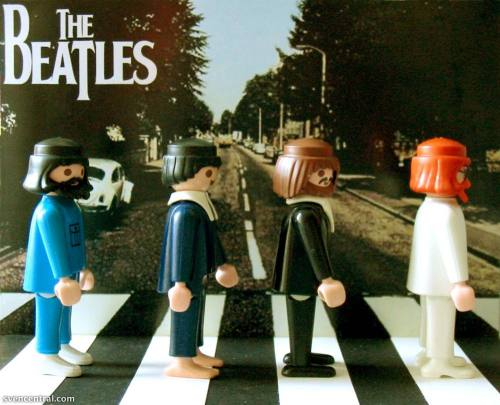 The-beatles-playmobile